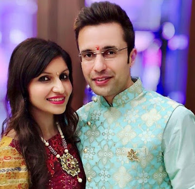 Sandeep Maheshwari's Wife