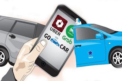 Hati-hati Saat Naik Taksi Online, Berikut Cara Mengantisipasi Bahayanya