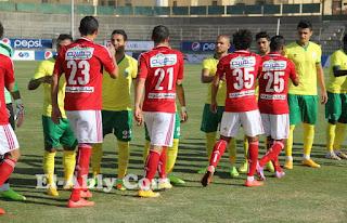 موعد مباراة الأهلي والجونة ضمن الدوري المصري والقنوات الناقلة