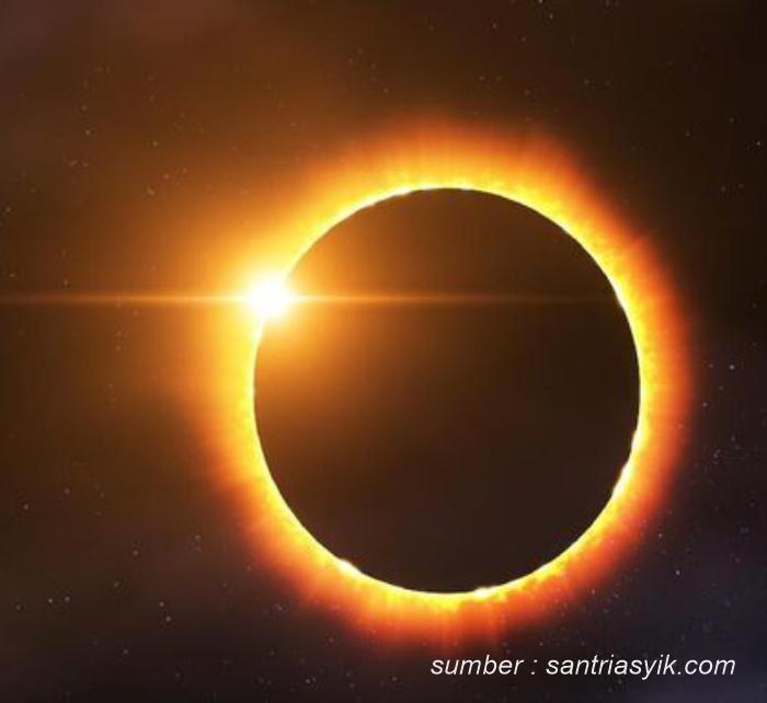 Pada 26 Desember 2019 Akan Terjadi Gerhana Matahari Cincin Terlihat Di Indonesia
