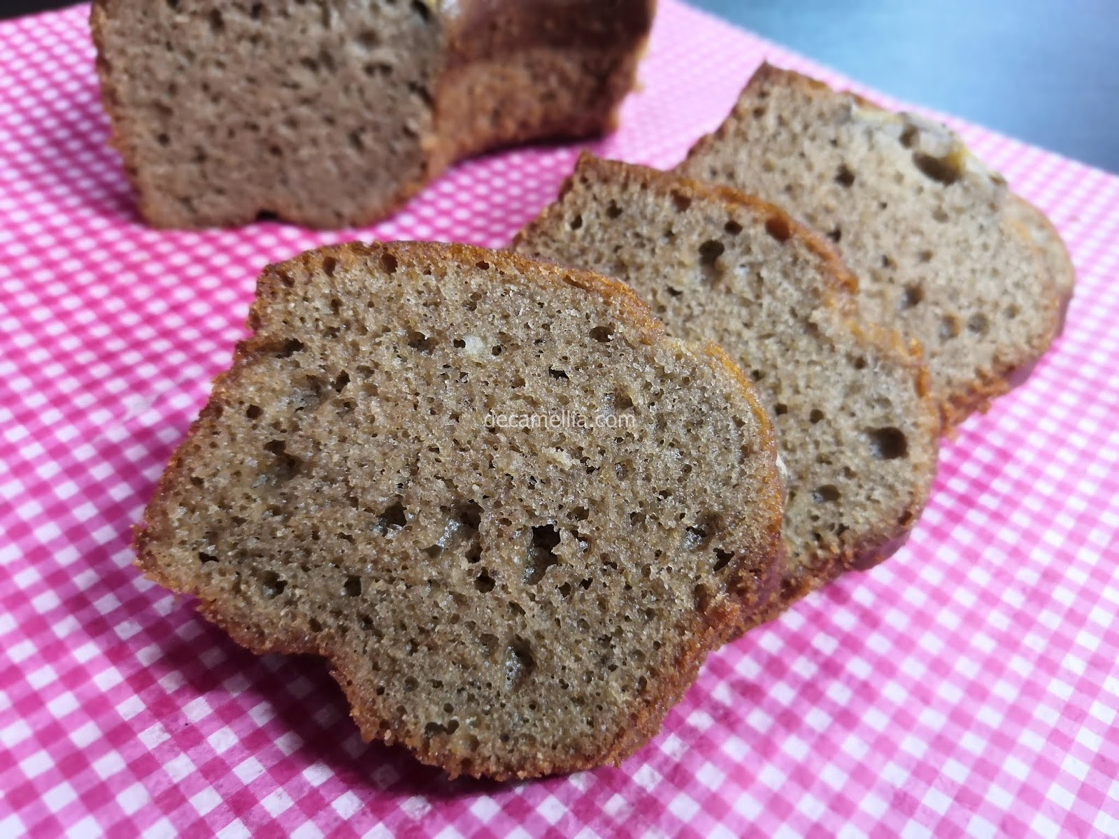 resepi kek coklat gebu kukus  kartasura Resepi Kek Pisang Azie Kitchen Enak dan Mudah