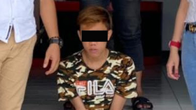 Lama Buron, DPO Kasus Cabul Berhasil Ditangkap Polres Minut