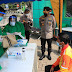 Irwasum Mabes Polri Didampingi Kapolda Jatim, Lakukan Pengecekan Posko Check Point di Suramadu