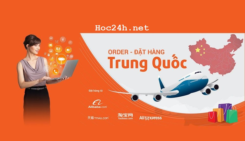 Đặt hàng Taobao, Tmall không cần biết tiếng Trung