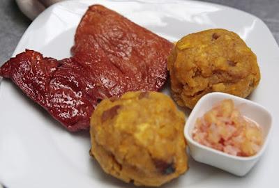 Tacacho con cecina, Peruvian Gastronomy