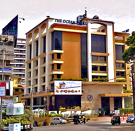 The Ocean Pearl at Navabharath Circle, Mangaluru