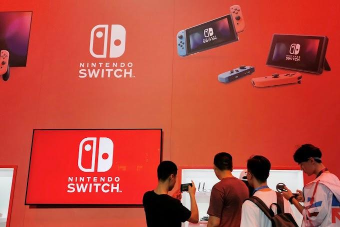 Switch Hit de Nvidia