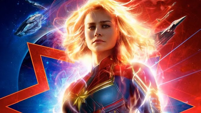 Marvel Studios releases second trailer for Captain Marvel