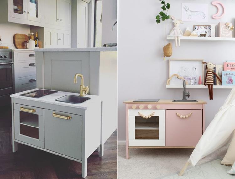 Personalizza la cucina giocattolo Ikea  Arredamento facile
