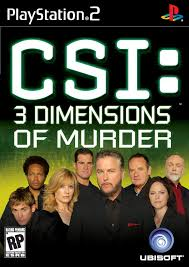 CSI:3 Dimensions Of Murder PS2 Torrent