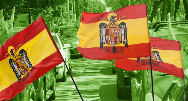 Agreden brutalmente a un sindicalista de UGT tras las manifestaciones de Vox en Málaga