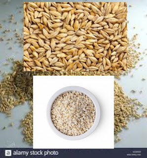 Barley and Wheat: This is good for both