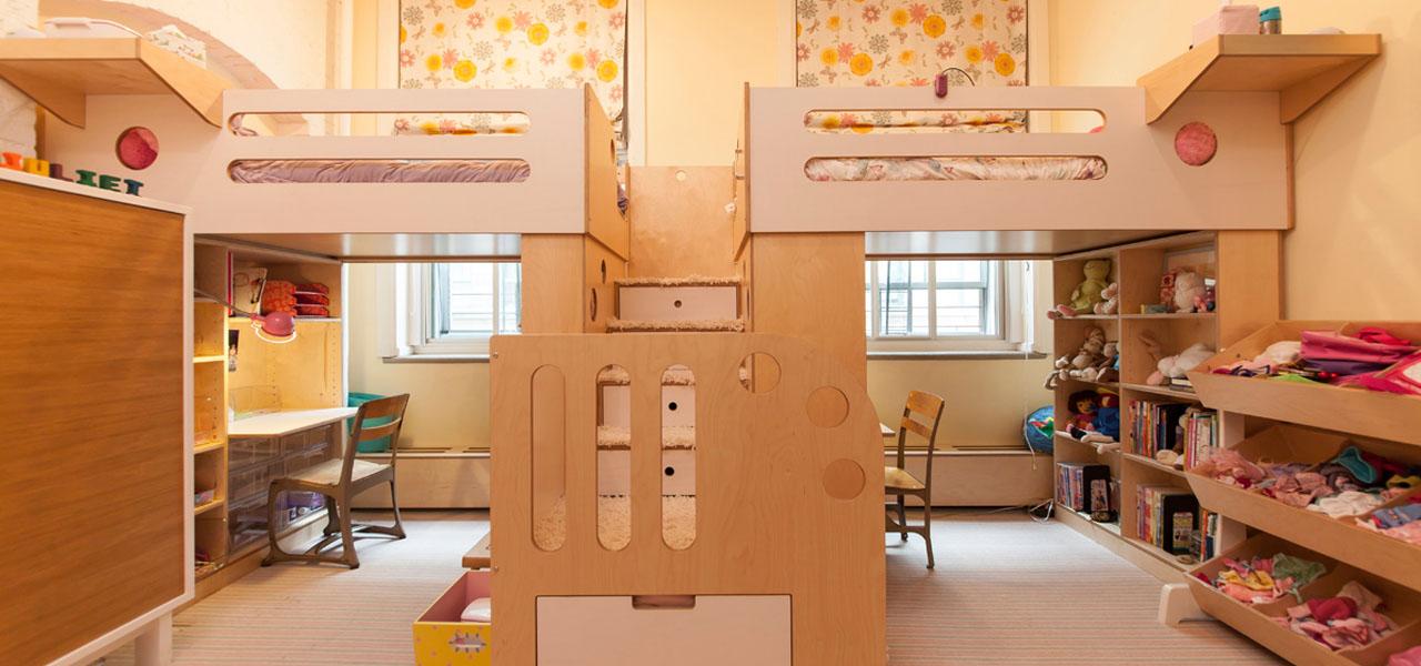80 Ide Desain Kamar Tidur Anak Untuk Berdua Minimalis Dengan Desain Modern Perhimpunan Penghuni Green T Residence 2