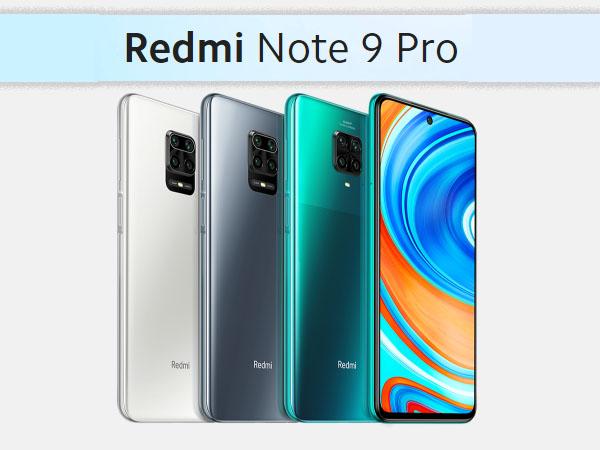 Harga dan spesifikasi Xiaomi Redmi Note 9 Pro