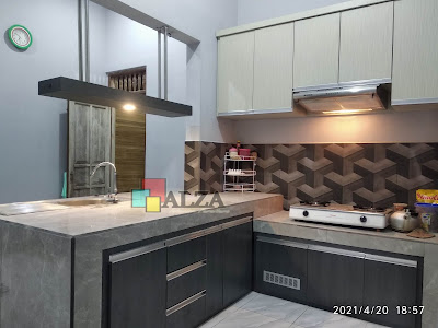 Harga Kitchen Set Gresik