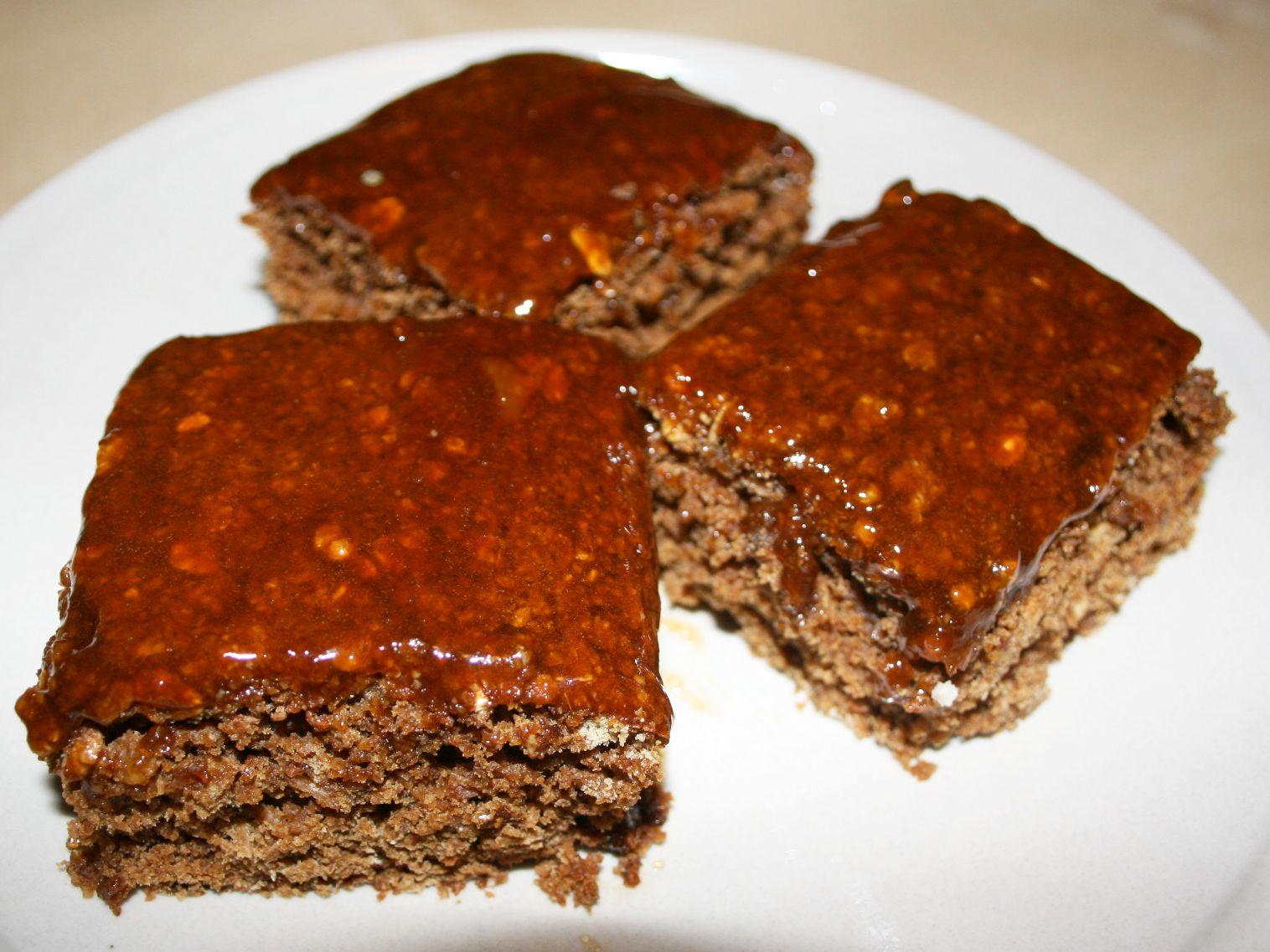Westmorland Pepper Cake Recipe