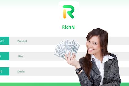 Download Aplikasi Richn Penghasil Uang Terbaru