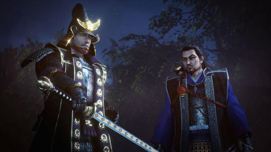 Nioh 2, Samurai, Characters, 4K, #7.917