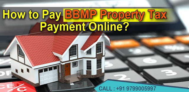 How To Pay BBMP Property Tax Online