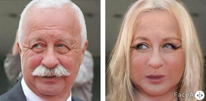 Face App: Если бы российские телеведущие мужчины были женщинами