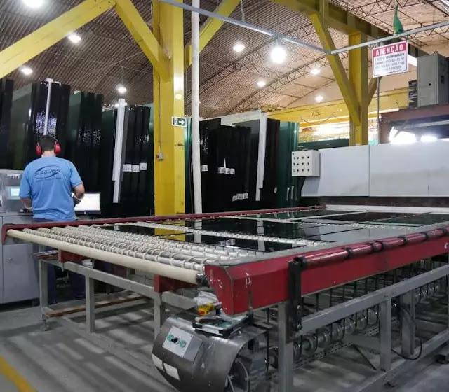 auxiliar de produção sulglass