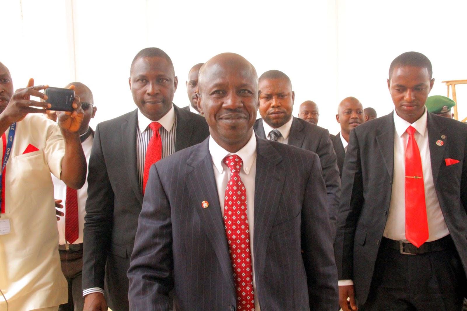 EFCC Takes Battle To Ghana