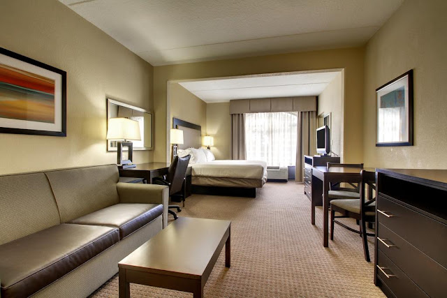Holiday Inn Express & Suites Jacksonville South East - Medical Center Area: quarto