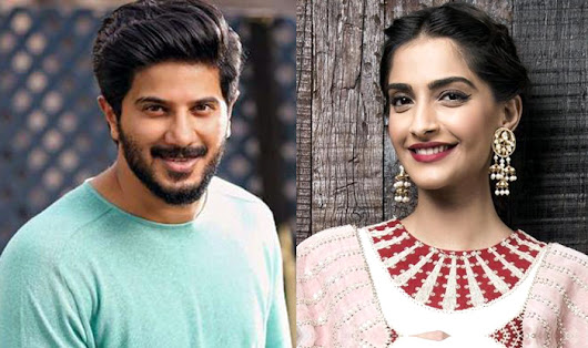 Dulquer Salmaan To Share Screen Space With Sonam Kapoor In His Next?
