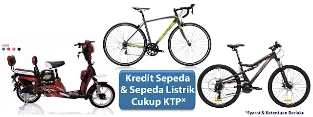 kredit_sepeda_listrik_cukup_ktp