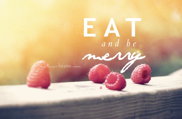 Eat + Be Merry // thoughts on picky-eaters + depression