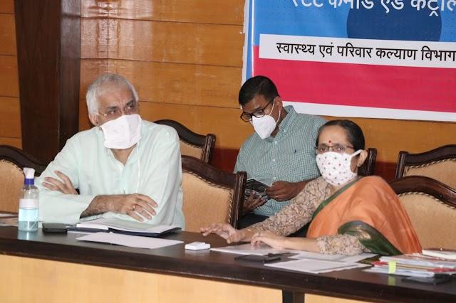 कोरोना के बढ़ते प्रकरण की रोकथाम जनता के हाथ में है, मास्क के उपयोग से रुकेंगे प्रकरण : स्वास्थ्य मंत्री श्री सिंहदेव