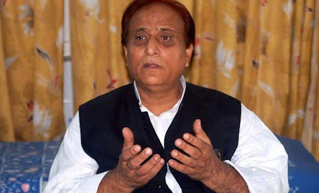 गरीबो को उजाड़कर ज़मीन कब्ज़ाने और लूटपाट करने के मामले में आज़म खान के खिलाफ केस दर्ज - newsonfloor.com