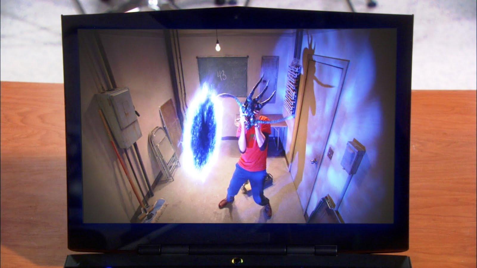 The Big Bang Theory Sheldon Wormhole 43 Peculiarity