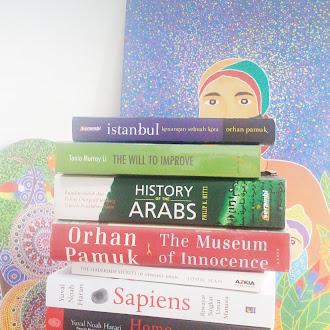 Buku, Koleksi Terbaikku Sepanjang Masa