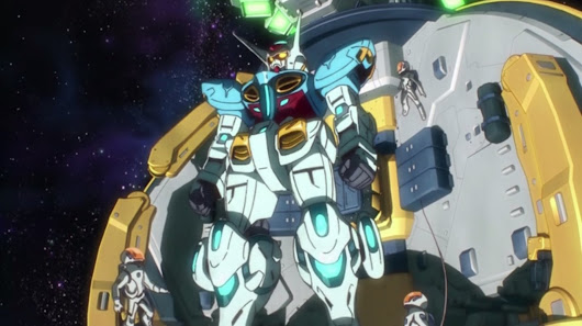 :anime: Free/Low-Cost Anime Pick of the Month:: Gundam Reconguista in G