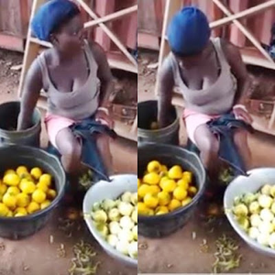 Two Women Finally Arrested Over the Sale of Artificial Coloured Oranges