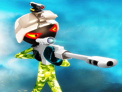 Stickman Sniper Squad 2017 v1.1 Mod Apk (Unlimited Money)