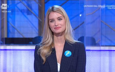 Giulia Arena ex Miss Italia i soliti ignoti 6 maggio