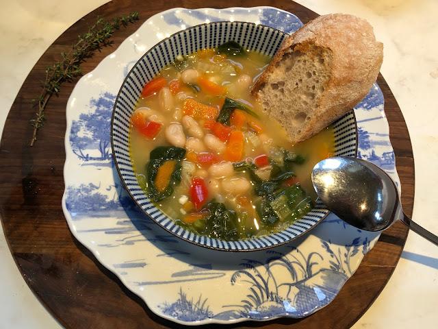 Chez Maximka, Italian soup recipe