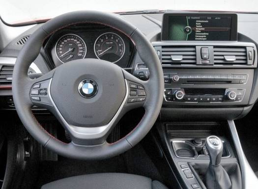 2018 BMW 1 Series Redesign