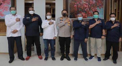 Kapolda Riau Dukung Pergub Mitra Media