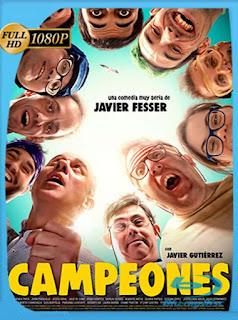 Campeones (2018)HD [1080p] Latino [GoogleDrive] SilvestreHD