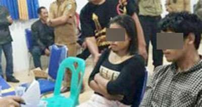 Siswi SMA Menghilang Dihari Lebaran, Ditemukan Sedang Ngamar Bareng Pacar.