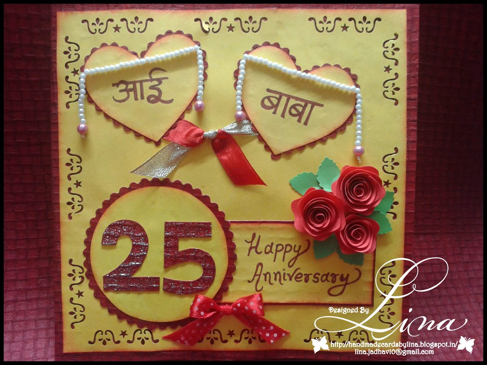 Best Happy Anniversary Mom And Dad Status In Marathi Image Collection