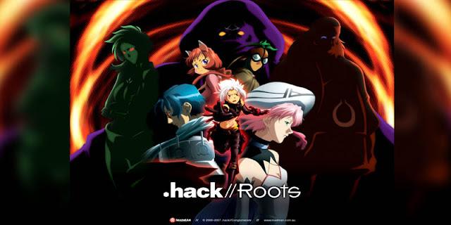 Rekomendasi Anime Game, Tentang Masuk Dunia Game .hack Roots terbaru