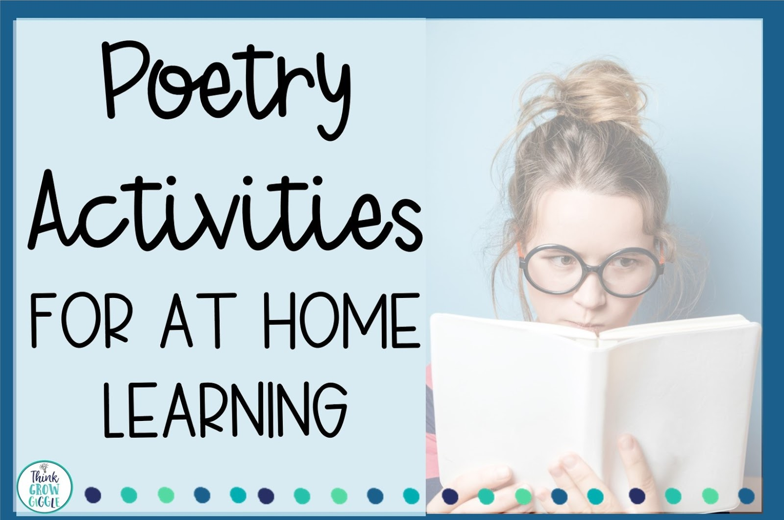 7 Poetry Activities for At Home and Classroom Learning - Think Grow Giggle [ 1061 x 1600 Pixel ]