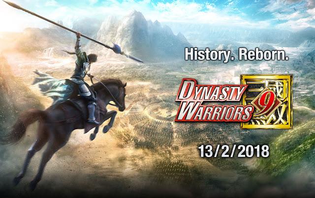 โคตรมันส์! [King Of The Street]  เพลงจากเกมสามก๊ก Dynasty Warriors 9