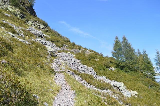 escursione anello passo san marco sentiero 101 orobie