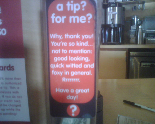 12 Cleverest Tip Jars