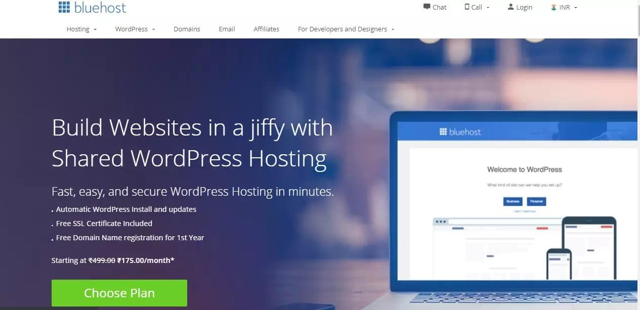 Web Hosting Provider Of 2021